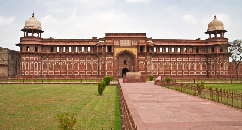 Agra-fort-Agra Forts and places of India