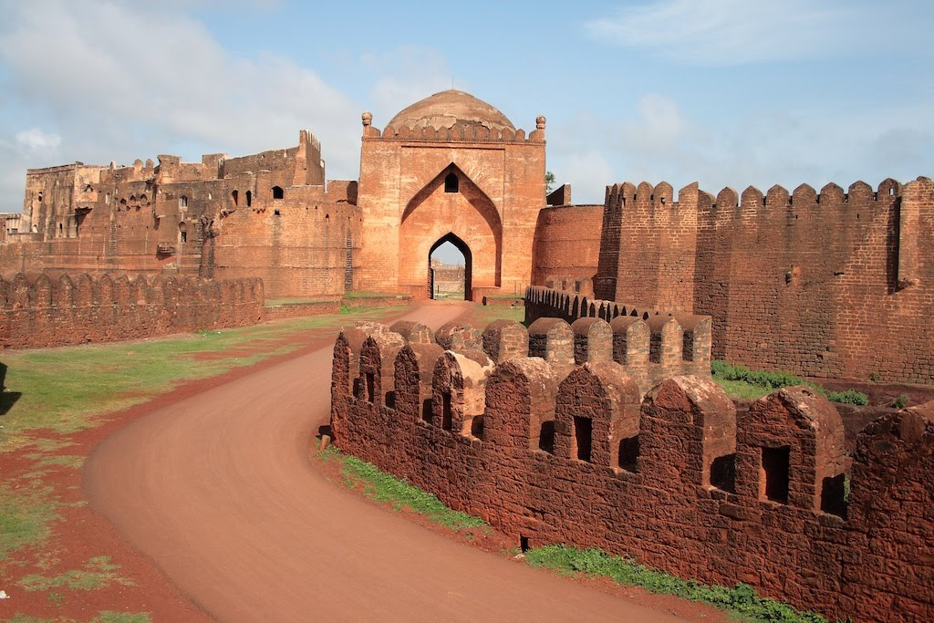 Bidar-fort-Bidar Forts and places of India