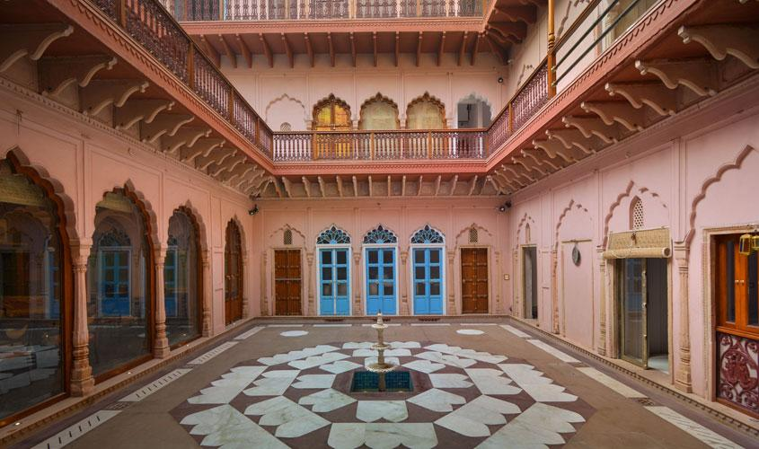 Haveli-in-Delhi Forts and places of India
