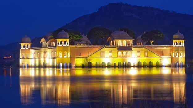 Jal-Mahal-Jaipur Forts and places of India