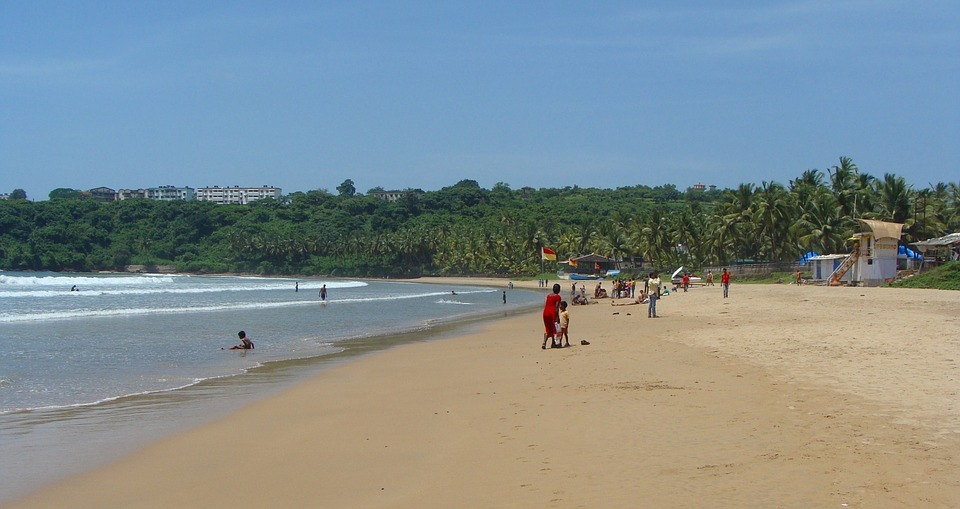 Aguada Beach - Goa