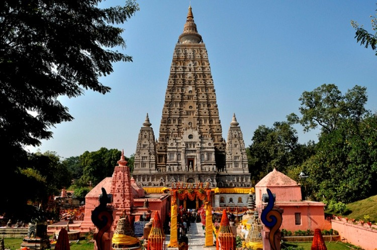 Mahabodhi temple -Bihar travel guide