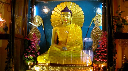 Bodhgaya travel information guide :