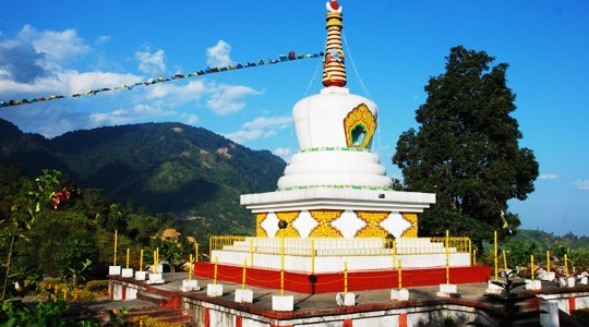 Itanagar travel information guide