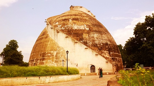 Photo of Golghar from our Patna travel guide