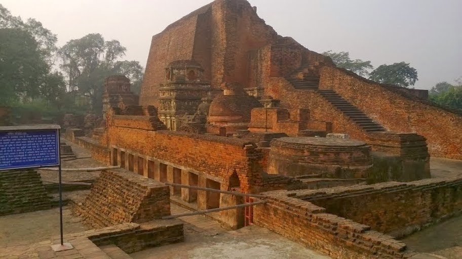 Nalanda travel information guide