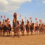 Desert festival of Jaisalmer in 2017
