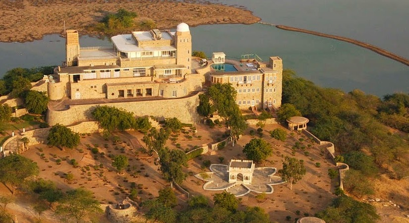 Balsamand Lake Palace among the 5 best hotels of Jodhpur