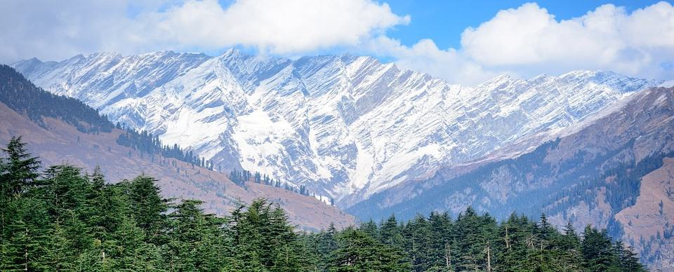 Manali Landspace photo, amang best summer holiday destinations in India