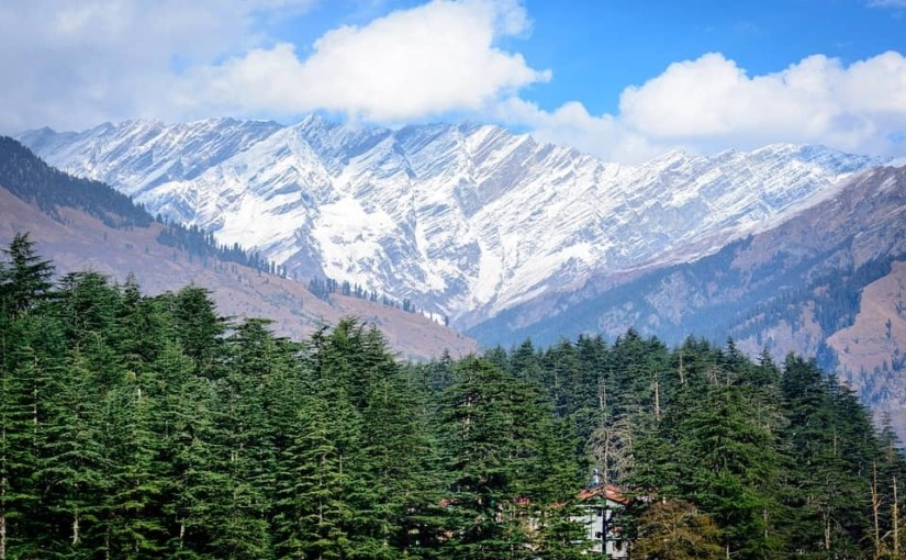 Manali, one among the best summer holiday destinations in India