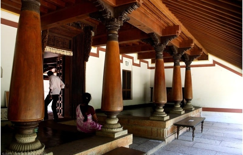 Chettinad house from our chettinad travel guide