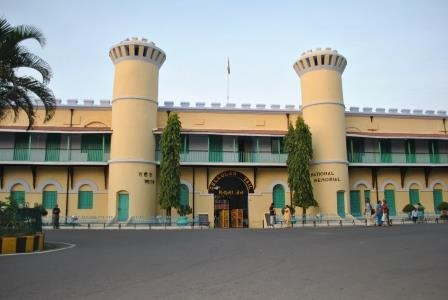 Cellular Jail one of the attractions of Andaman & Nicobar Islands