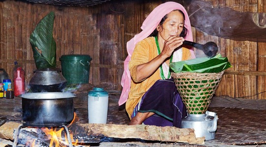 Ziro travel information guide for your travel to Arunachal