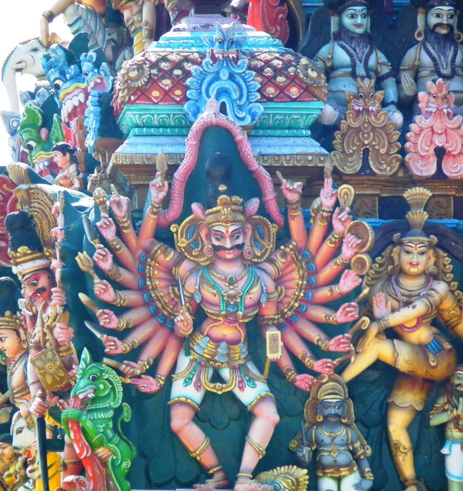 Temples and nature of South India tour package