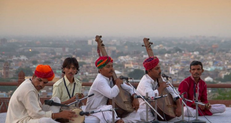 World Sufi music festival - Jodhpur & Nagaur