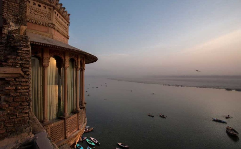 Brijrama palace among 5 best hotels in Varanasi